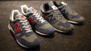 子供の靴選び・ニューバランス